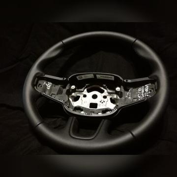 Kierownica manetki przełącznik skóra Volvo xc40