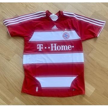 Koszulka Bayernu Monachium sezon 2007/2008