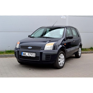 FORD Fusion 1.6 FX Gold TDCi