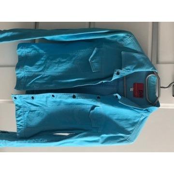 Bluza damska niebieska 36