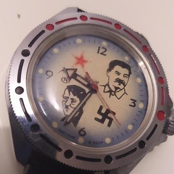 Zegarek Stalin Hitler