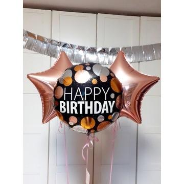 Zestaw Balonów z Helem na Urodziny !!!