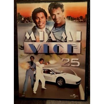 Miami Vice 25 DVD odcinek 49 i 50
