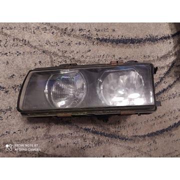 REFLEKTORY LAMPY PRZEDNIE LEWA PRAWA BMW E36