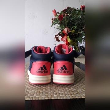 Buty dla dziewczynki Adidas r. 30