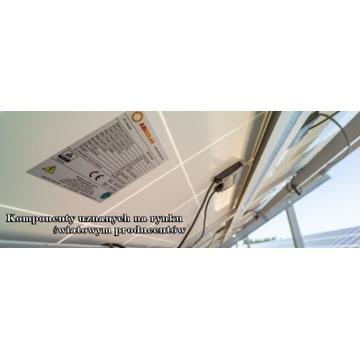 Montaż instalacji fotowoltaicznej 10 kWp