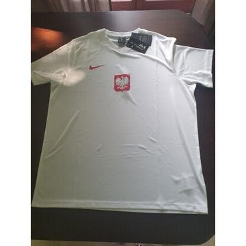 Koszulka sportowa Nike dry fit z metką XL