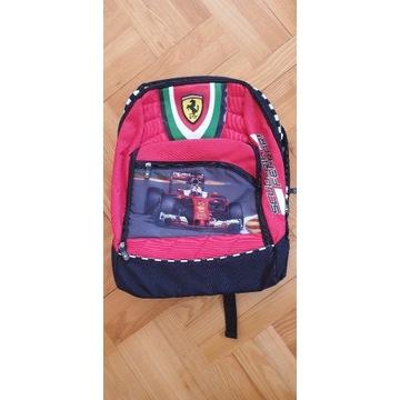 Plecak shell Ferrari nowy