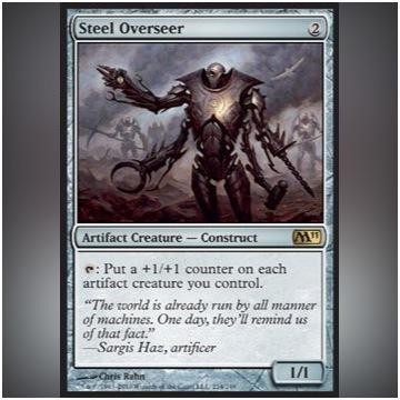 Steel Overseer - Core 2020