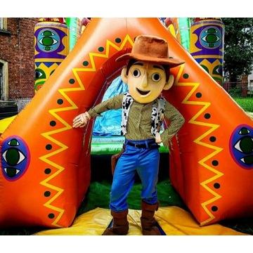 Żywa maskotka Toy Story Kostium Reklamowy