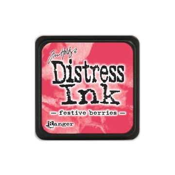 Distress Ink - tusz - Festive Berries