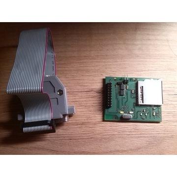 Nowy! - SATANDISK - adapter - Atari ST <=>  SD