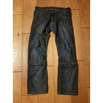 Spodnie Jeansy motocyklowe dzinsy Adrenaline 34