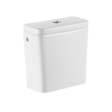 Roca Debba Square - zbiornik WC 3/4,5L do kompaktu