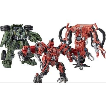 Transformers(STUDIO SERIES) OVERLOAD+RAMPAGE+LH