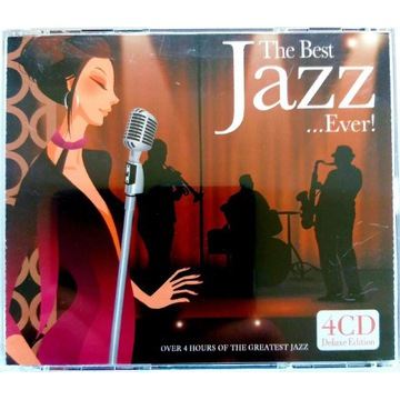 The Best Jazz ...Ever! 4CD 2012r