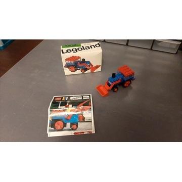 LEGO 604 Excavator  Instrukcja oraz pudełko