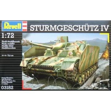 Stug IV ,  Revell 03182