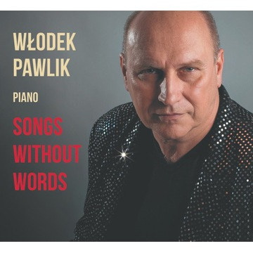 """Płyta CD -""""Songs Without Words"""""""