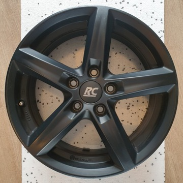 RC Design felgi aluminiowe 5x110 6,5x16 ET40 Opel