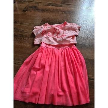 Mix ubrań dla dziewczynki