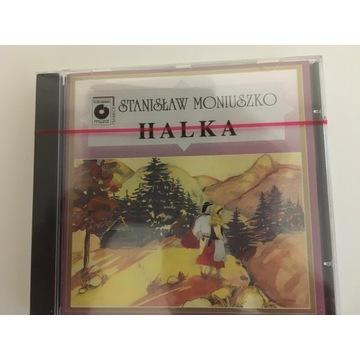 """Stanisław Moniuszko """"Halka """" CD folia"""