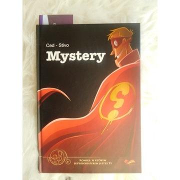 Książka: Mystery Komiksy paragrafowe - Stivo Ced