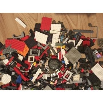 Klocki LEGOpodobne ponad 3kg
