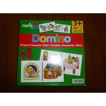 Domino z motywami z bajek
