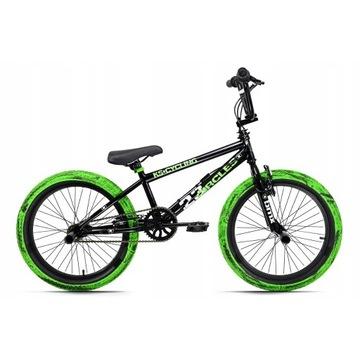 """Rower BMX CIRCLE 20"""" !! Promocja na Mikołaja !"""