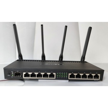 Router Mikrotik RB4011iGS+5HacQ2Hnd-IN WIFI SFP+