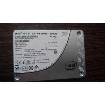 Intel SSD DC S3710 Series 400GB, 2.5in SATA 6Gb/s
