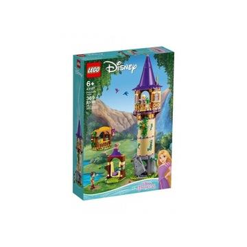 Lego Wieża Roszpunki 43187 (dowóz gratis)