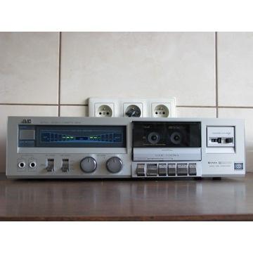 Magnetofon JVC-V11 SUPER STAN SOFT TOUCH METALOWY