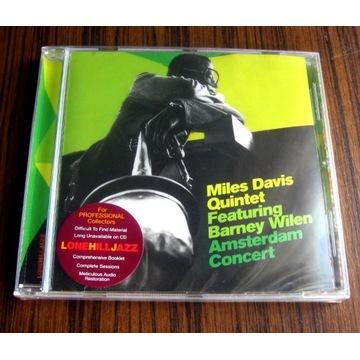 MILES DAVIS - Amsterdam Concert CD Barney Wilen