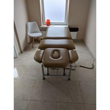 Elektryczny stół do masażu kozetka