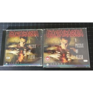 Phantasmagoria A puzzle Of Flesh - PC - Retro