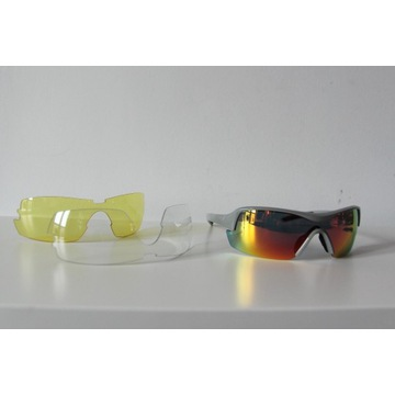 Okulary rowerowe KROSS Pro Team 2