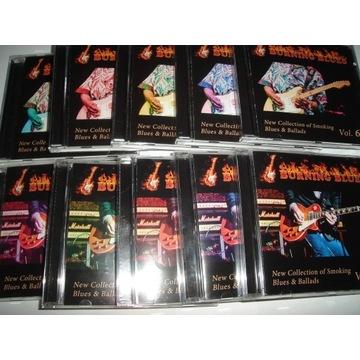BURNING BLUES -10 CD