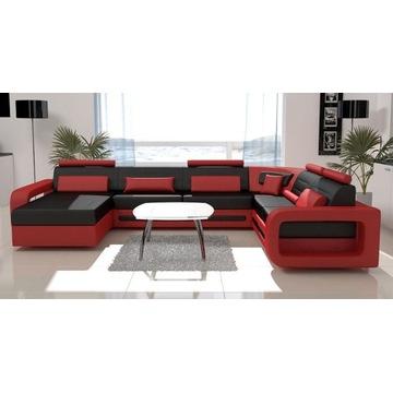 Luksusowy Narożnik Dante produkcji Super Sofa