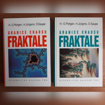 Peitgen - Granice chaosu FFRAKTALE