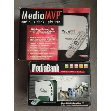 Odtwarzacz Multimedialny x2 NOWE