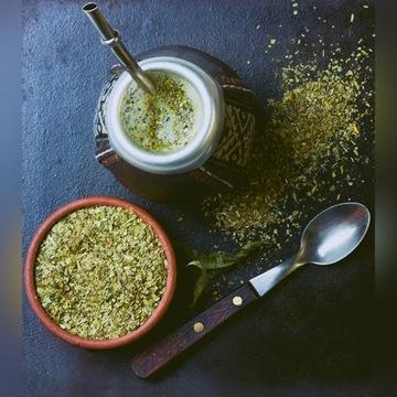yerba mate -natural, ziołowe, smakowe, stewia, BIO