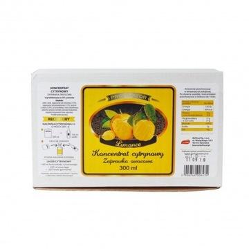 Koncentrat cytrynowy 300 ml - Krosno