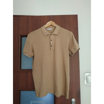 Męska dzianinowa koszula polo S/36