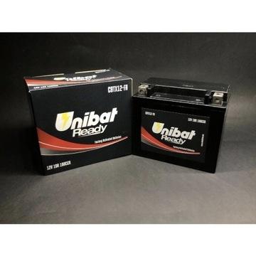 Akumulator UNIBAT CBTX9ADF 9AH130CCA 12V