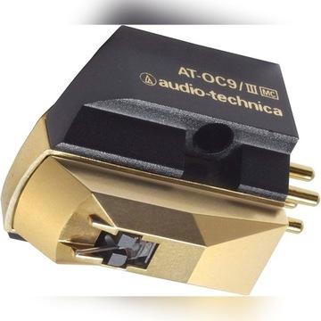 Wkładka gramofonowa MC Audio-Technica AT-OC9/III