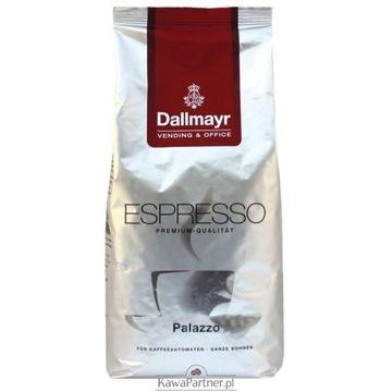 Kawa ziarnista Dallmayr Espresso Palazzo 1kg