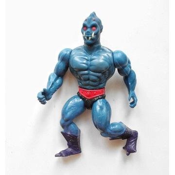 "Figurka He-Man ""MOTU"" Webster 1981 vintage retro"