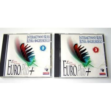 Interaktywny kurs angielskiego Euro Plus+ LVL 2,3